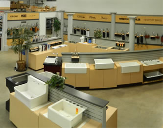 Bathroom Fixtures Showroom sacramento plumbing supplies, bathroom fixtures, kitchen fixtures